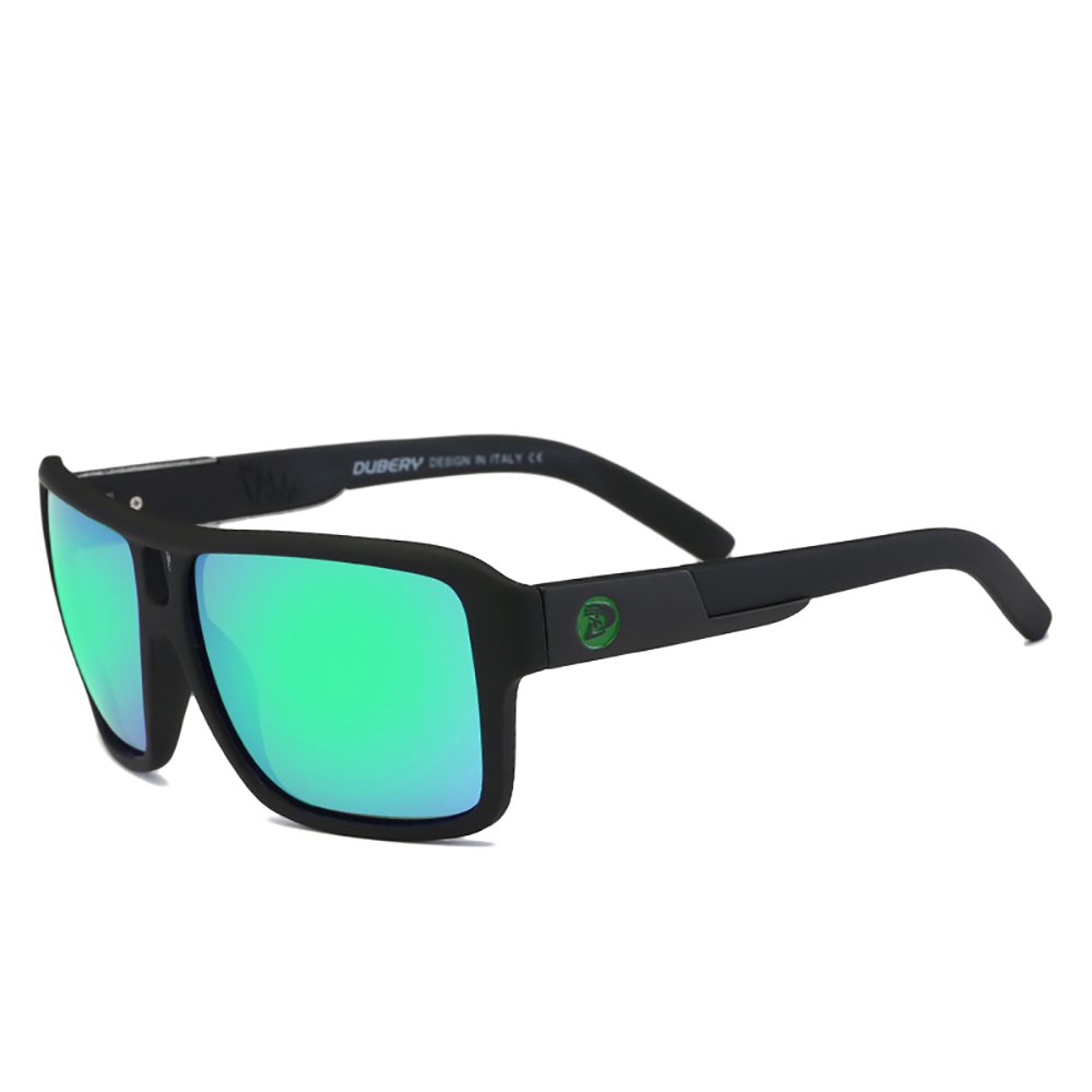 DUBERY Men's Sport Polarized Sunglasses Outdoor Driving Travel Summer Glasses (#2)