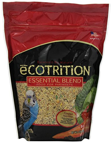 Ecotrition Essential Blend for Parakeets (A2102), 2 lbs ()