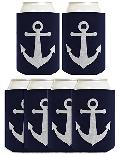 Sailing Boating Nautical Coolers Coolies