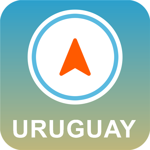 Uruguay-Offline-GPS