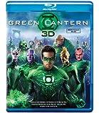 Green Lantern - Extended Cut [Blu-ray 3D + Blu-ray] (Bilingual)