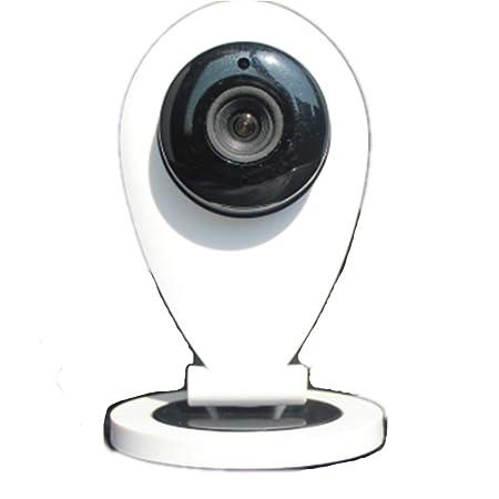 YAMEIJIA WiFi Bebé Monitor IP CAM Cámara De Visión Nocturna ...