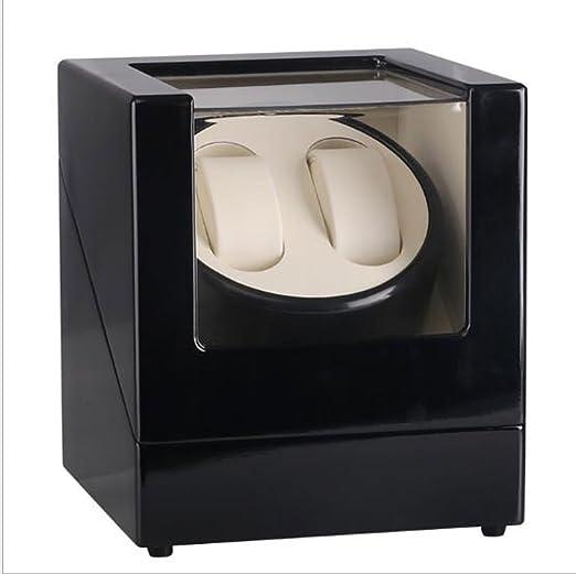 Jia He Caja de Reloj - Reloj Shaker Sway eléctrico Reloj Winder Watch Caja de exhibición