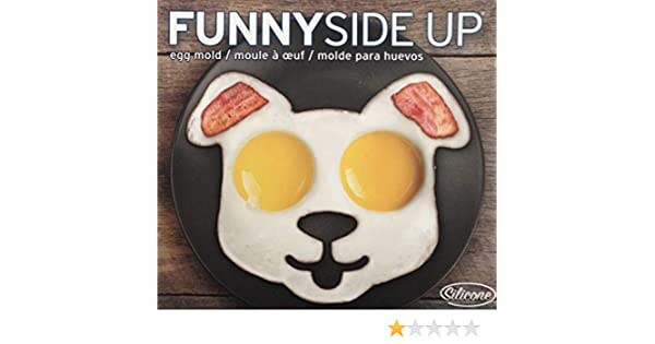 Amazon.com: Silicone Egg mold Round - Non Stick Fried Egg Mold - Pancakes Maker Molds - Breakfast Egg Sandwich Cooker: Kitchen & Dining