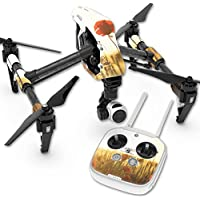 Skin For DJI Inspire 1 Quadcopter Drone – Be Happy | MightySkins Protective, Durable, and Unique Vinyl Decal wrap cover | Easy To Apply, Remove, and Change Styles | Made in the USA