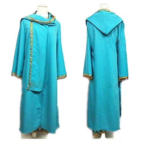 monoii 아라비안 왕녀 코스프레 할로윈 의상 코스튬 드레스 알라딘 S/M