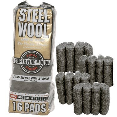 CRL Extra Fine Steel Wool by CR Laurence