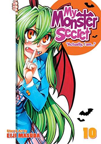 My Monster Secret Vol. 10 (The Best Romantic Anime Series)
