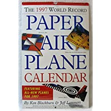 Cal 97 World Record Paper Air Plane