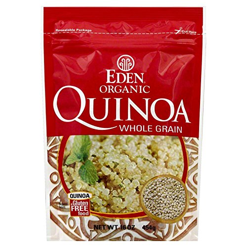 Eden Quinoa, Organic Imported, Andean 16.0 OZ(Pack of 3) by Eden