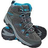Mountain Warehouse Rapid Womens Boots Waterproof Summer Walking Shoes Teal 8 M US Women
