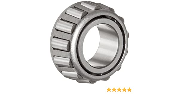 "TIMKEN 1780 TAPERED ROLLER BEARING CONE 1/"" BORE 0.7810/"" WIDTH"
