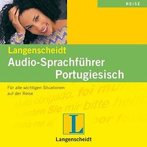 Langenscheidt Audio-Sprachführer Portugiesisch Hörbuch
