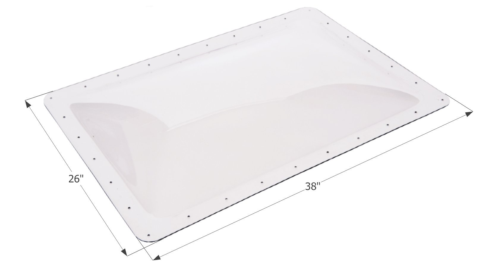 ICON 01860 RV Skylight by ICON