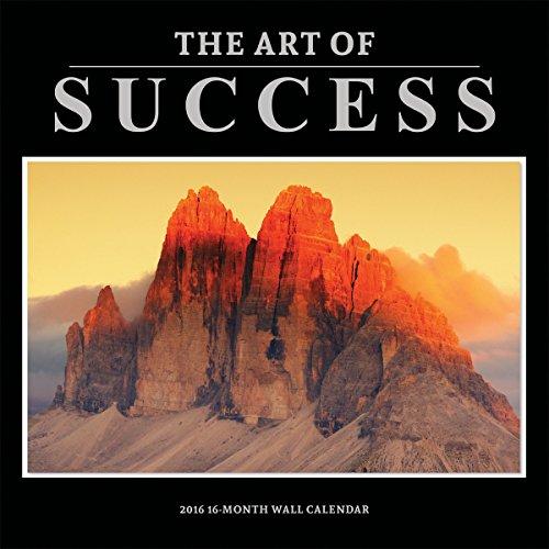 Avalon 2016 Wall Calendar, Art of Success (Red Avalon Art)