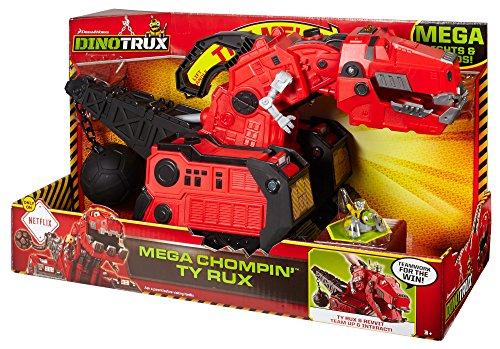 Dinotrux Mega Chompin Ty Rux Buy Online In Uae Toy