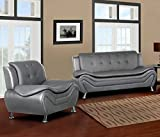 Container Furniture Direct Arul Leather Air