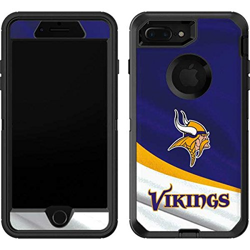 size 40 8ed78 13e46 Skinit Minnesota Vikings OtterBox Defender iPhone 7 Plus Skin for CASE -  Officially Licensed NFL Skin for Popular Cases Decal - Ultra Thin, ...