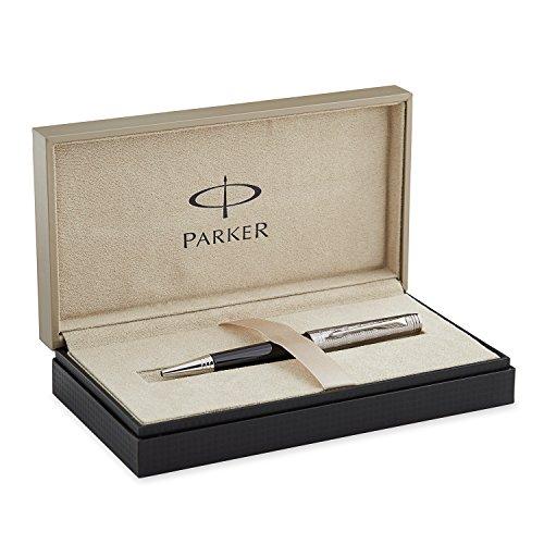 Parker Premier Custom Tartan, Ballpoint Pen with Medium Black refill (S0887920) by Parker