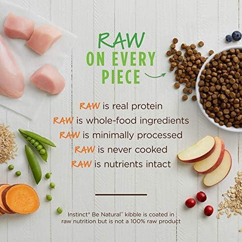 Instinct Be Natural Receta de Pollo 11.3 kg para Perros 7
