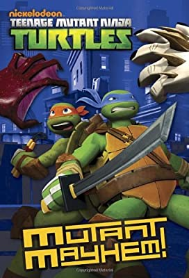 Mutant Mayhem! (Teenage Mutant Ninja Turtles): Amazon.es ...
