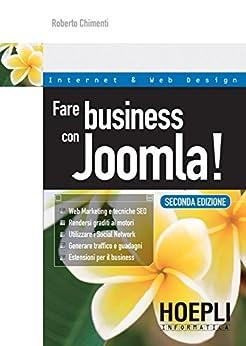Amazon.com: Fare business con Joomla: Web marketing e