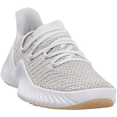 adidas Womens Alphabounce Trainer Cross Training Athletic Shoes White 6.5 Cross Training Athletic Shoe