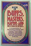 World Almanac Book of Buff MA, Henry Doering, 0911818138