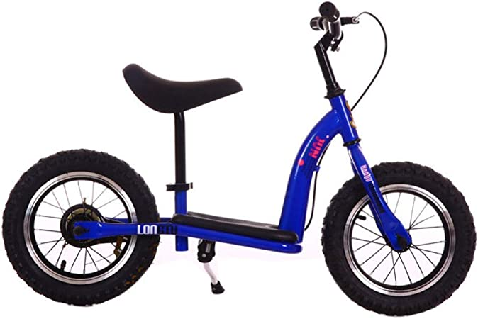 LZQBD Childrens Fun Bicicletas Wino Pedal WiBrake, Goma neumática de neumáticos, Seguro y cómodo for los niños pequeños for niños de 18 a 5 años Mons (Color : Blue): Amazon.es: Hogar