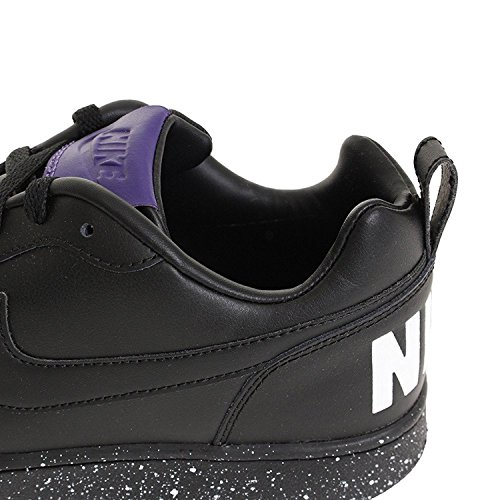 Court Nike Black Court Uomo Scarpe 43 EU Purple Low White Black Borough 002 916760 6wHAB6aqxT