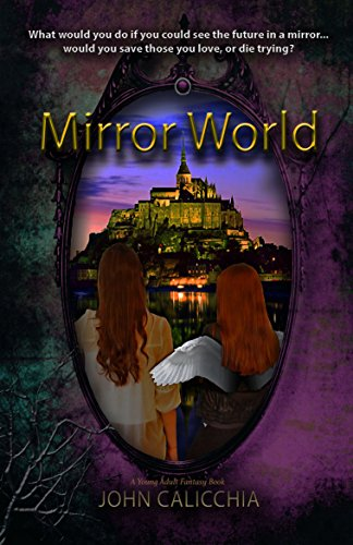 Mirror World: A Young Adult Fantasy Book