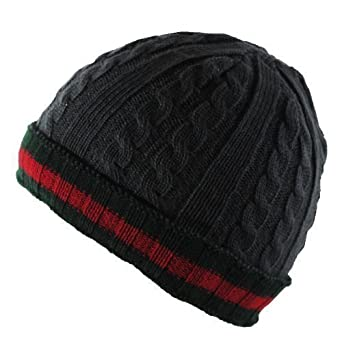 ab3a34f816121c State Property Designer Colours Knitted Winter Wooly Roll-Up Beanie Hat:  Amazon.co.uk: Clothing