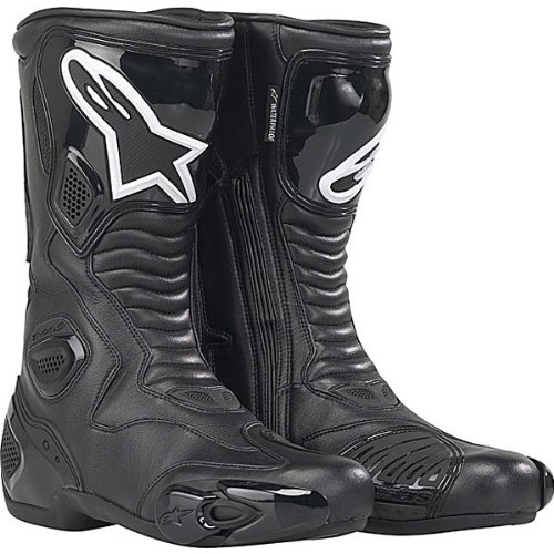 - Alpinestars SMX-5 Waterproof Boots Black Euro 36 - SPA 224309-10-36 PS