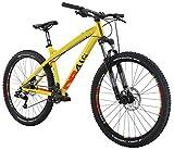 Diamondback Bicycles Line Hard Tail Complete Mountain Bike, 22″/X-Large, Yellow Review