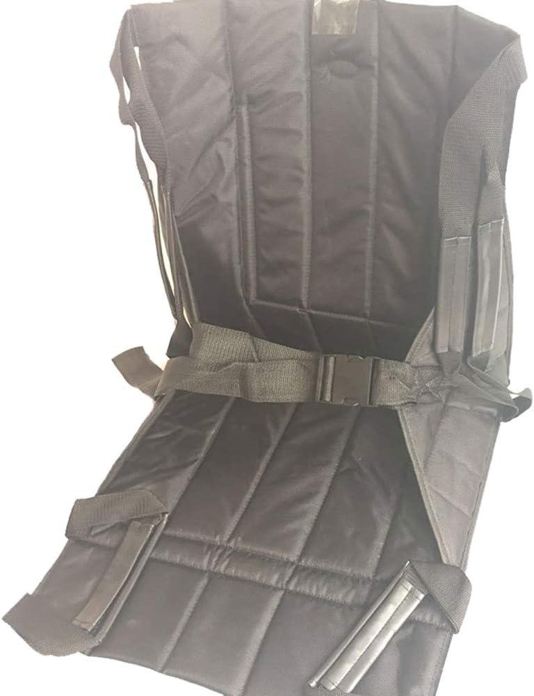 Zhaoronghua Cinturón De Asiento para Silla De Ruedas, Elevador De Paciente, Tabla Deslizante para Escalera, Cinturón De Seguridad De Cuerpo Completo para Personas Mayores