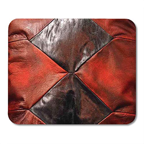 (Aikul Mousepad Fashions 006 Western Brown Red Rancheria Southwest Mouse Mat 9.5