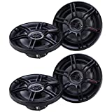 Crunch 300 Watts 6.5-Inch CS Speakers (2-Pack)