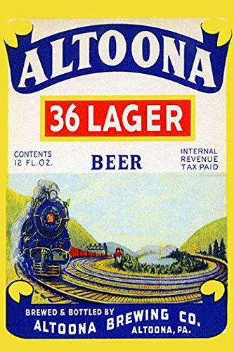 Buyenlarge Altoona 36 Lager Beer - 16