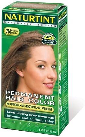 Naturtint Color permanente para el cabello, 7N Rubio avellana ...