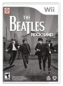 The Beatles: Rock Band - Wii Standard Edition
