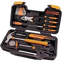 Cartman Orange 39-Piece Tool Set - General Household Hand...