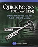 img - for QuickBooks for Law Firms: Smart Techniques That Will Save Time and Money book / textbook / text book