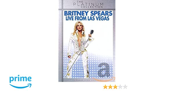 Spears, Britney - Live from Las Vegas Reino Unido DVD: Amazon.es: Britney Spears: Cine y Series TV