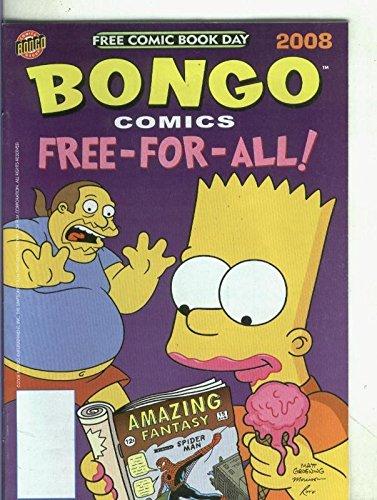 - Bongo Comics Free-For-All! 2008
