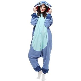 31323f12a5  1 ROYAL WIND Sti Onesie Kigurumi Pajama Halloween Costumes Adult Teenagers