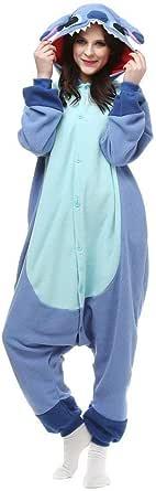 ROYAL WIND Sti Onesie Kigurumi Pajama Halloween Costumes Adult Teenagers