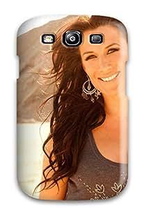 Fashionable FonQEqn5614yjlbz Galaxy S3 Case Cover For Jill Johnson Protective Case