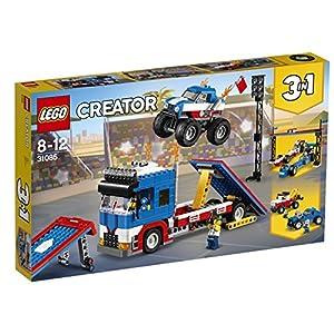 LEGO Truck Dello Stuntman Costruzioni Piccole Gioco Bambino Bambina Giocattolo 109 7 spesavip