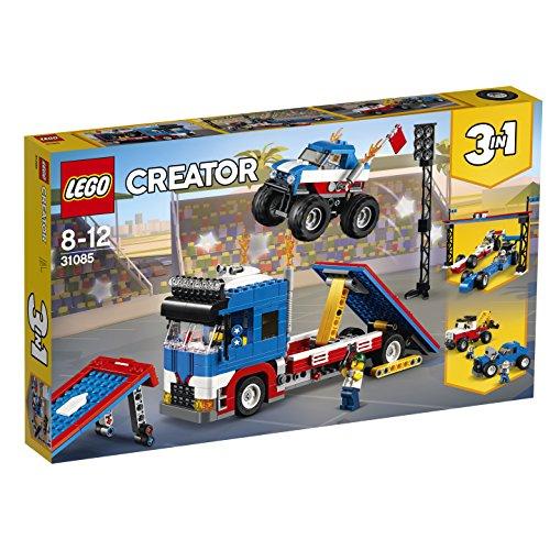 [해외] 레고(LEGO)creator 스턴트 트럭 (모듈식) 31085