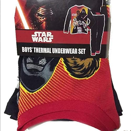 American Marketing Star Wars Boys 2pc Thermal Underwear Pajamas Set